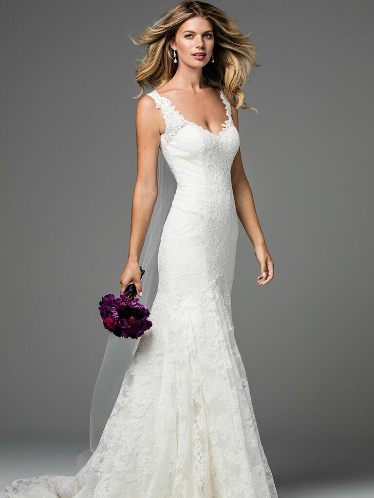 Wtoo Wedding Dresses Fall 2018 - Bridesmaid Dresses Sleeves