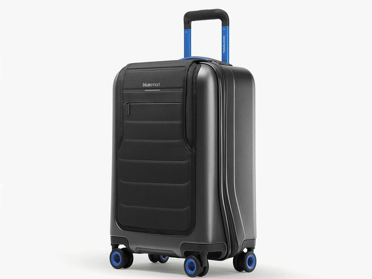 Bluesmart advanced technology luggage