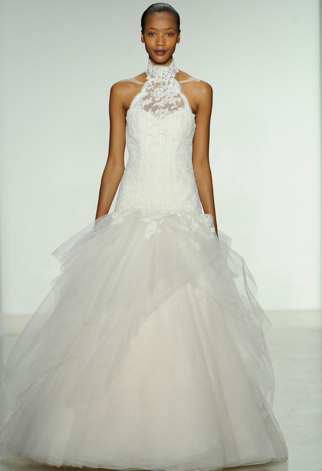 Kenneth Pool Spring 2014 Wedding Dresses