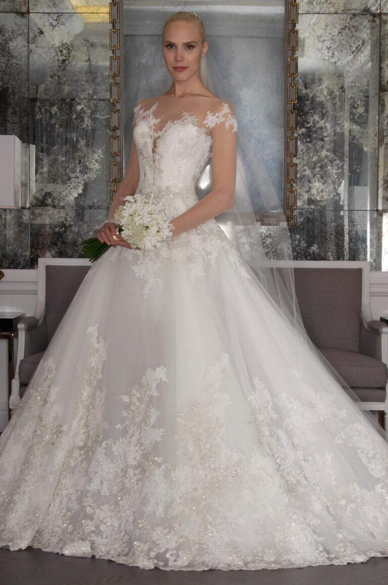 fashion romona keveza collection wedding dresses