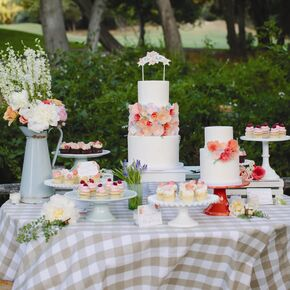 Vintage weddings cakes pictures