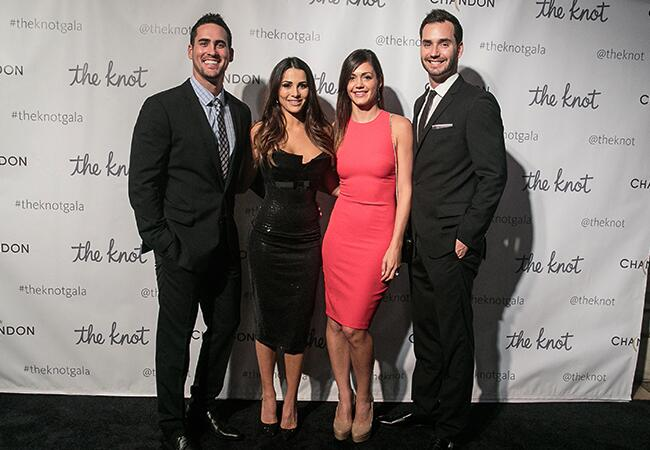 The Knot Gala celebrities