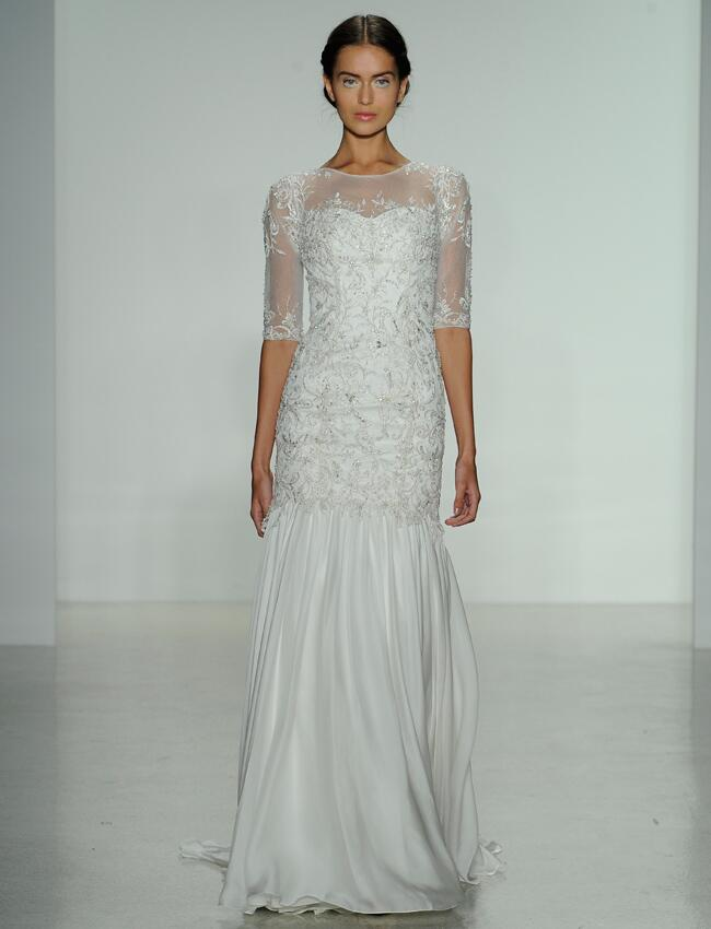 Kelly Faetanini Fall 2014 Wedding Dresses/ Luz