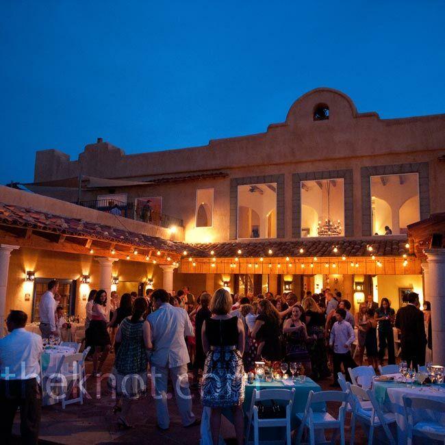 Hacienda Dona Andrea De Santa Fe Wedding