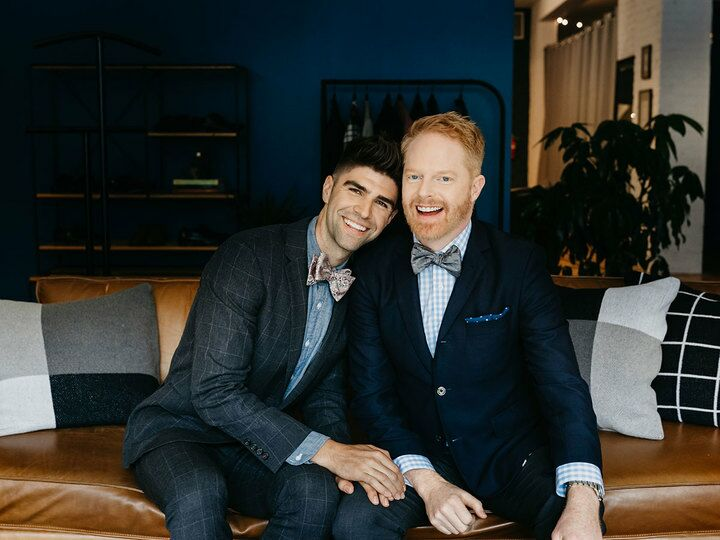 Jesse Tyler Ferguson And Justin Mikita Launched A Bow Tie Collection
