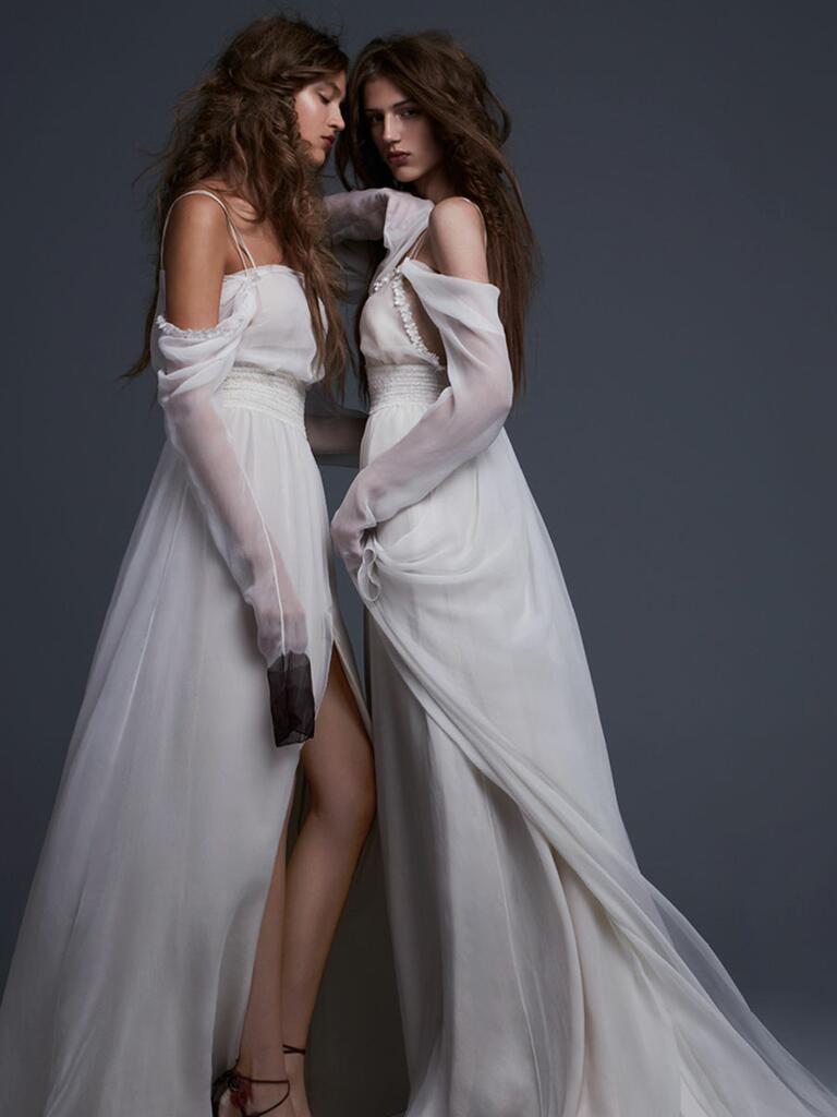 Vera Wang Spring 2017 Collection: Bridal Fashion Week Photos