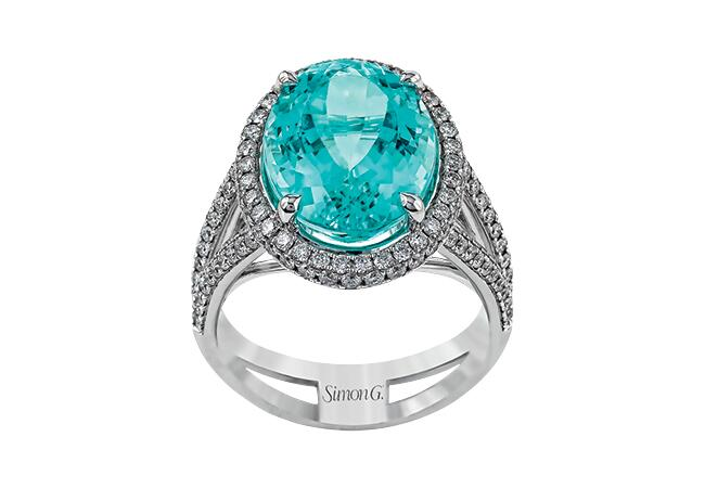 aquamarine/Simon G/The Knot blog