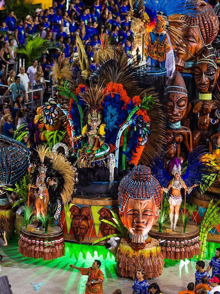 Brazilian Carnaval vacation idea