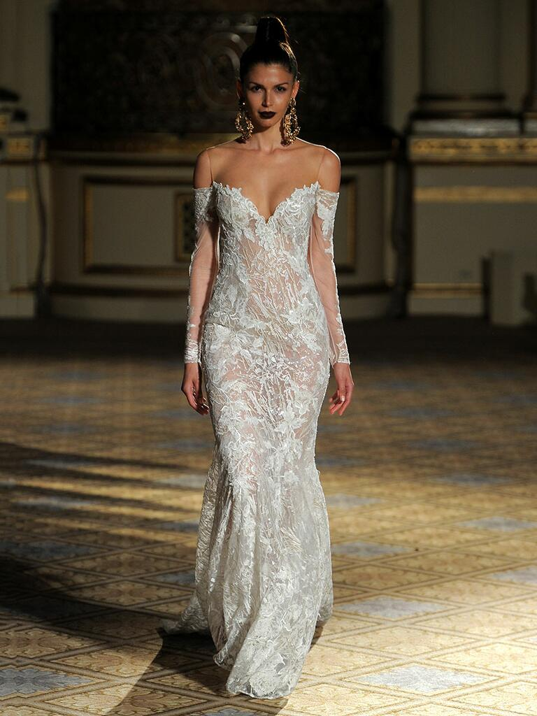 Berta Spring/Summer 2018 Collection: Bridal Fashion Week ...