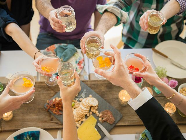 Cocktail Party Ideas For Adults Part - 16: The Nest
