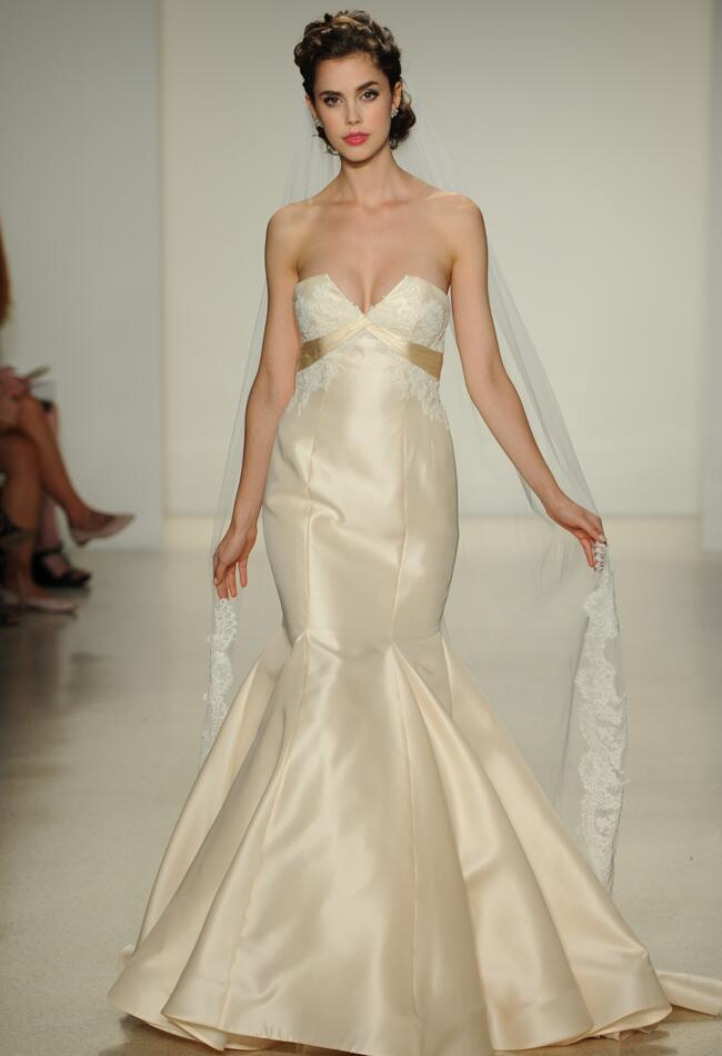 Anne Barge Fall 2015 Wedding Dresses | Kurt Wilberding | blog.theknot.com