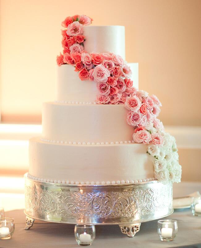 Cascade Wedding Cakes |<img class=