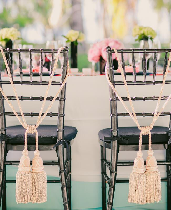 DIY tassel wedding ideas | Our Labor Of Love | blog.theknot.com