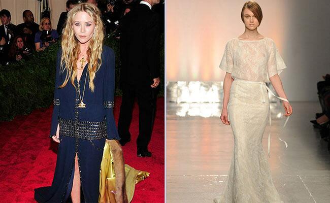 Mary Kate Olsen: WENN / TheKnot.com