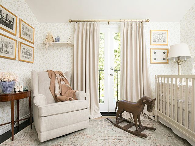 Decorist Designed the Sweetest Nursery for New Mom Louise Roe