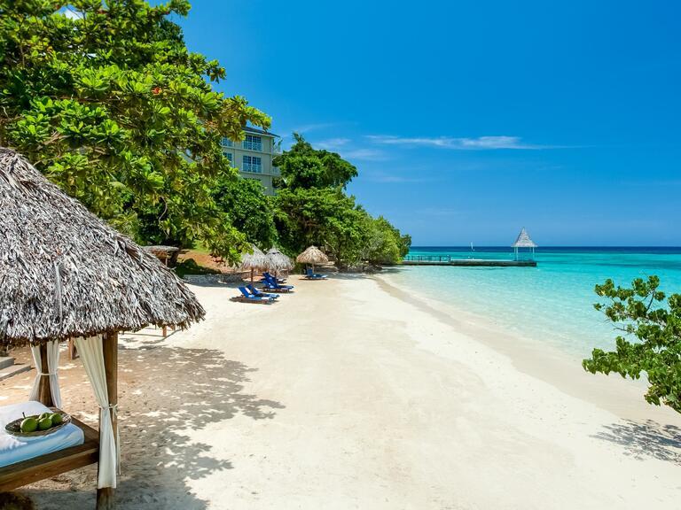 Sandals Royal Plantation resort in Jamaica