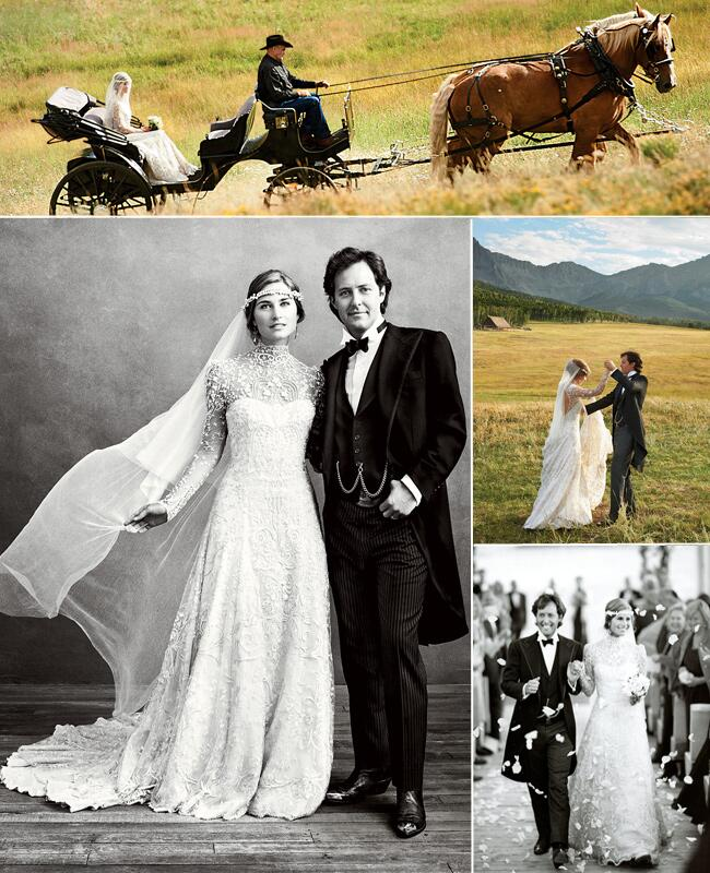 Celebrity Weddings Ranked