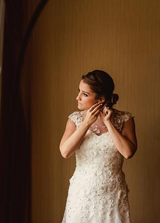 Photo: Jess + Nate Studios // The Knot Blog