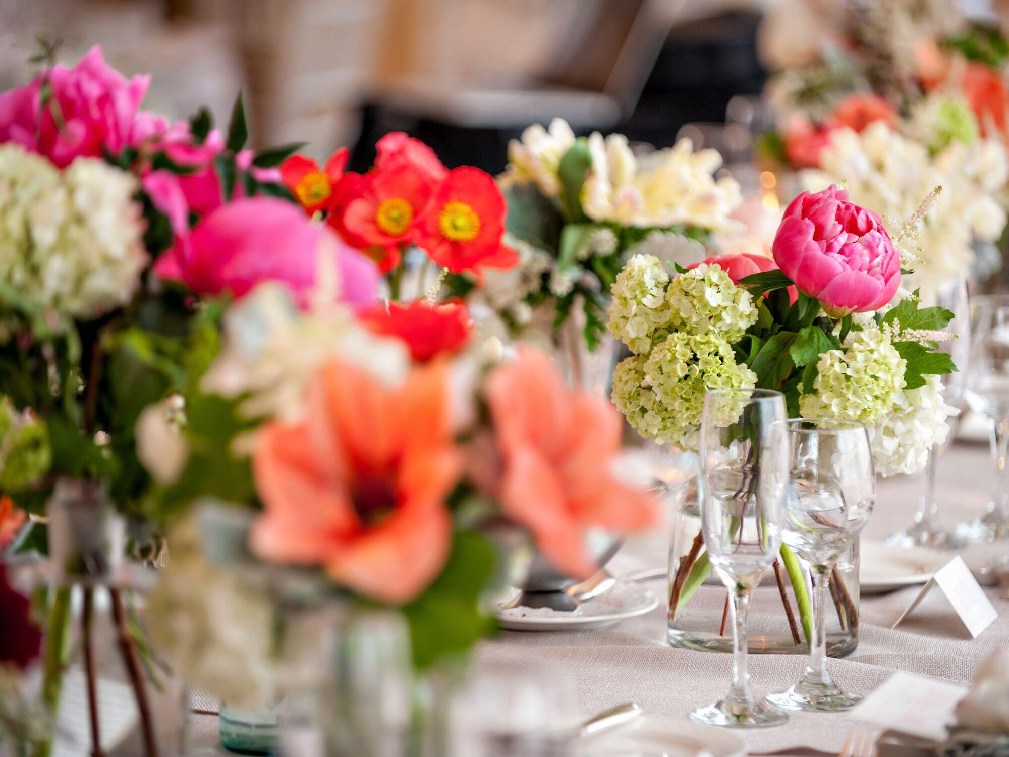 Wedding flower budget izmirmasajfo