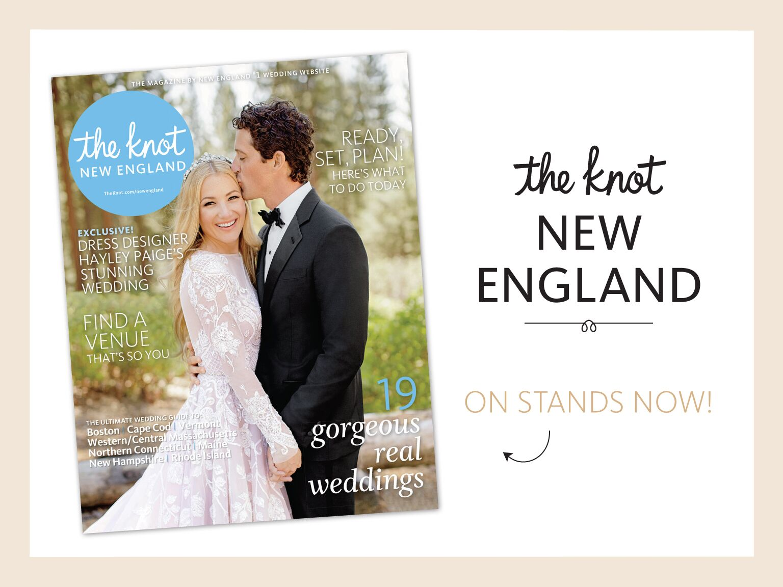 The Knot New England Weddings Magazine Now On Newsstands