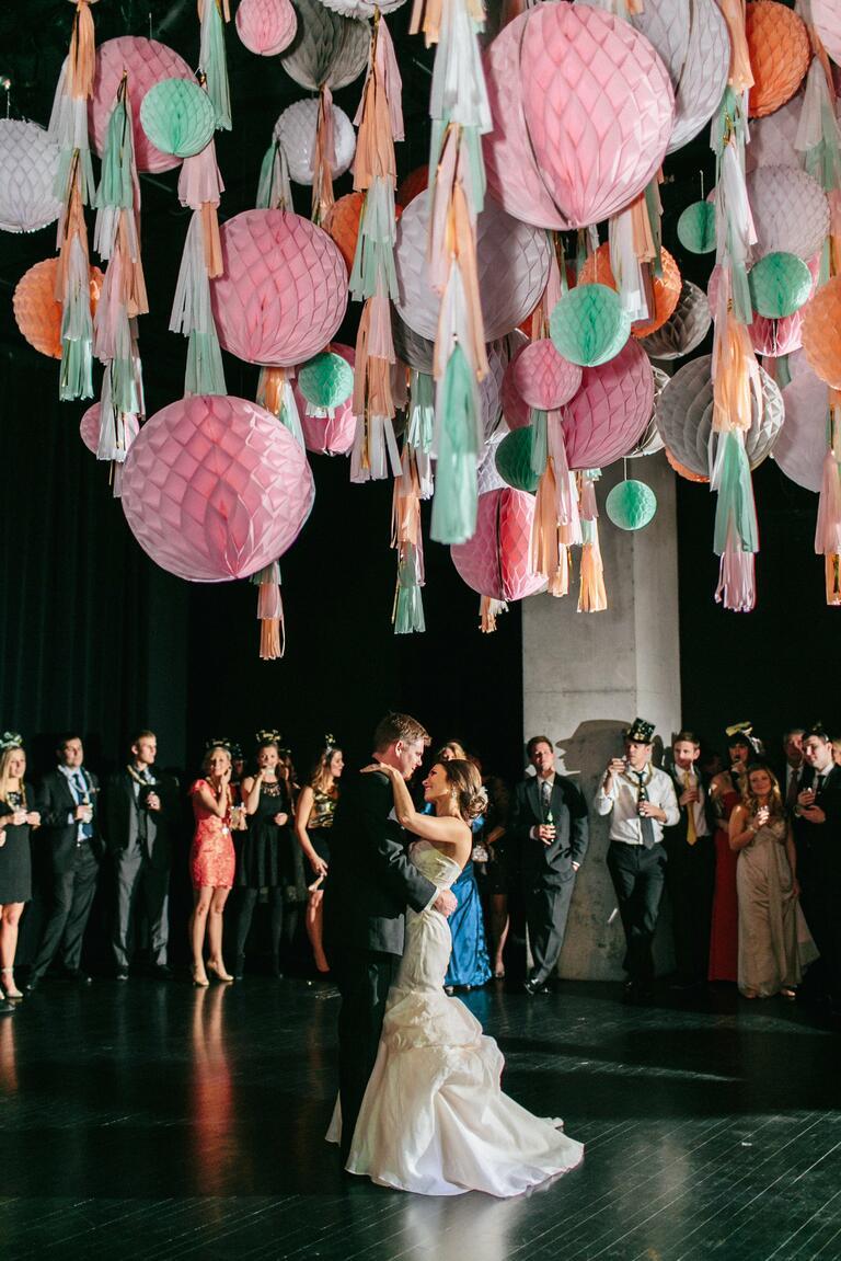 New Year's Eve Wedding in Cincinnati, Ohio