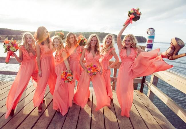 Alternatives to the Typical Bridesmaid Looks