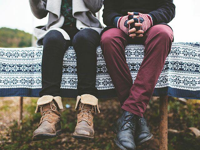 Romantic Fall Camping Sites