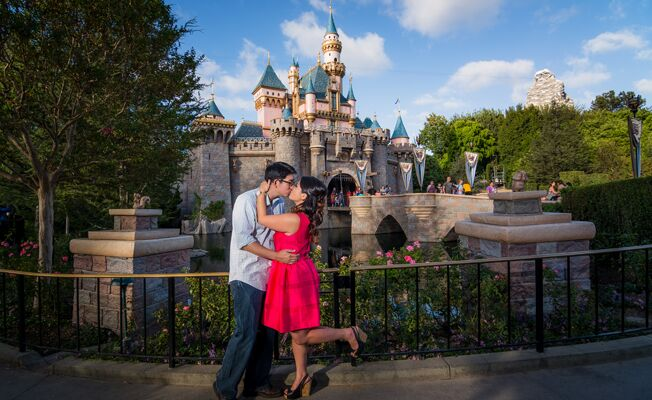 Disneyland And Disney World Engagement Sessions We Love