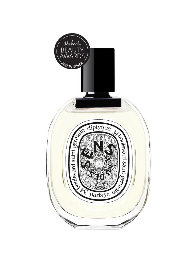 The Knot pick for best spicy scent is the Diptyque Eau des Sens