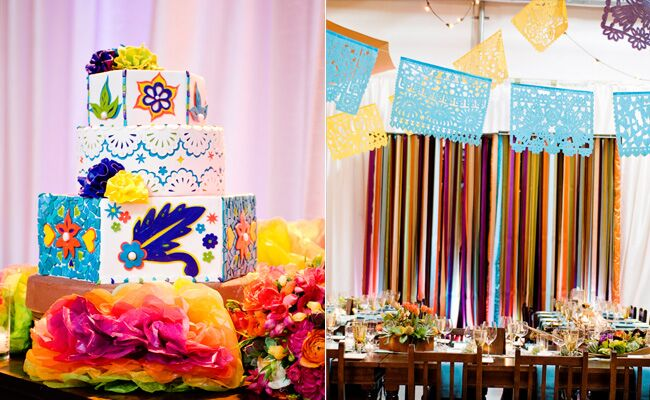 Get Your Fiesta on With This Cinco de Mayo Wedding!