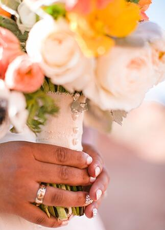 Photo: J. Anne Photography // Featured: The Knot Blog