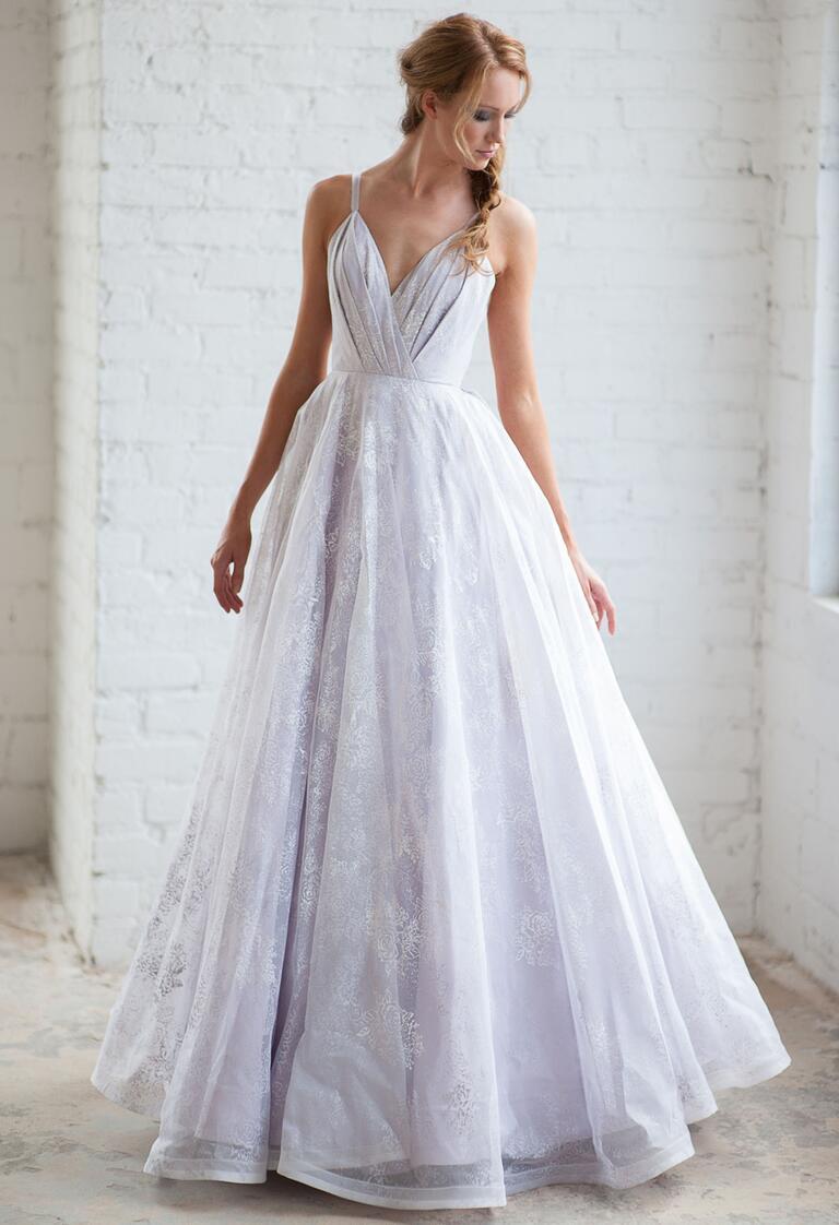 Tara LaTour Fall 2016 Collection: Bridal Fashion Week Photos