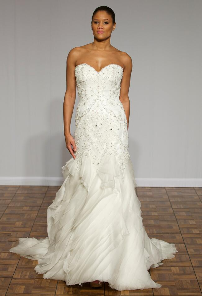 Moonlight Bridal Spring 2015 |<img class=