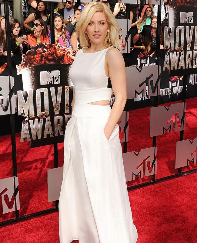 Ellie Goulding : Getty / TheKnot.com