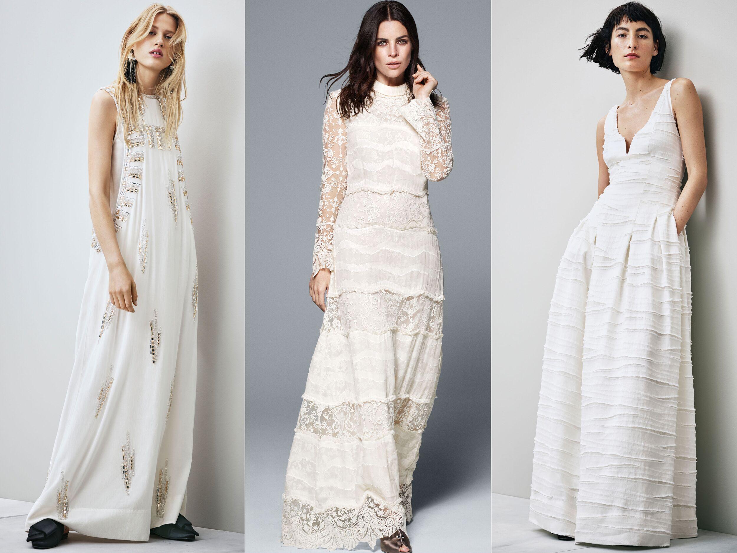 327993225d2 H M Launches Eco-Conscious Wedding Dresses
