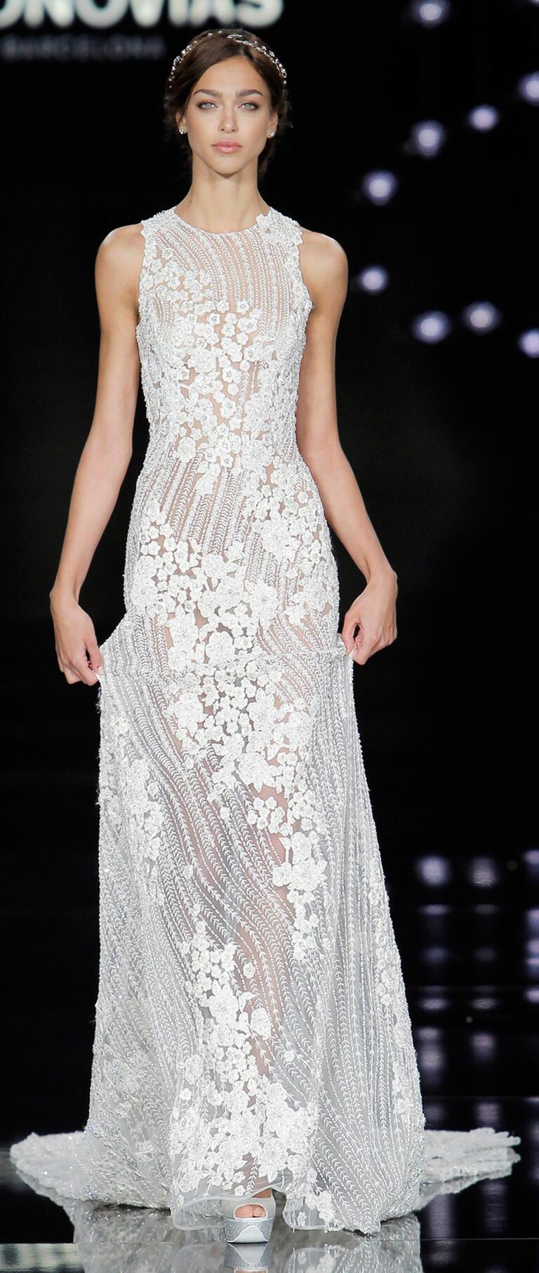 Atelier Pronovias wedding gown