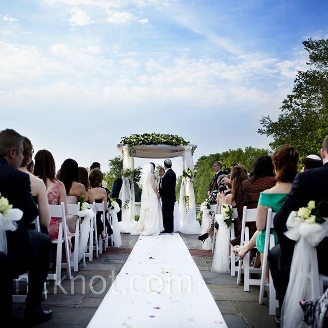 Westbury Gardens Wedding: An Elegant Ourdoor Wedding In Old Westbury, NY