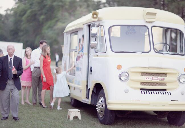 Food Trucks from The Knot Blog