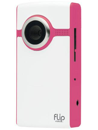 Pink Flip Video Camcorder