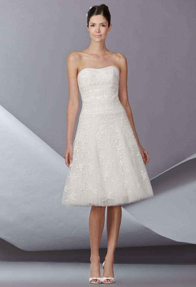 Carolina Herrera Spring 2014 Wedding Dresses