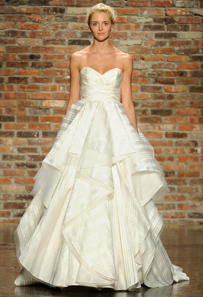 Haley Paige Spring 2014 Wedding Dresses/ Marlowe