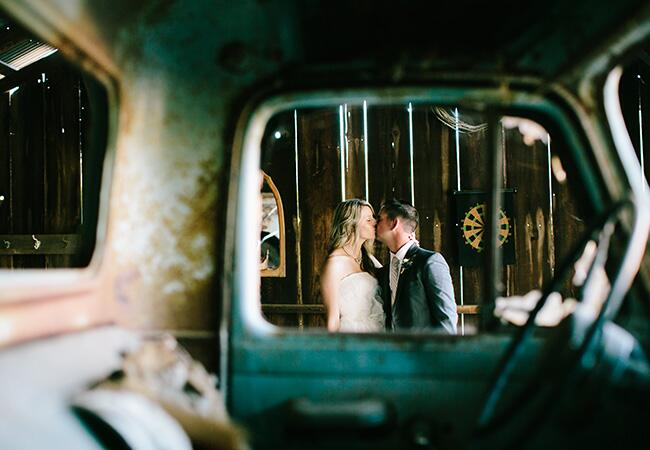 Photo: Mirelle Carmichael // The Knot Blog