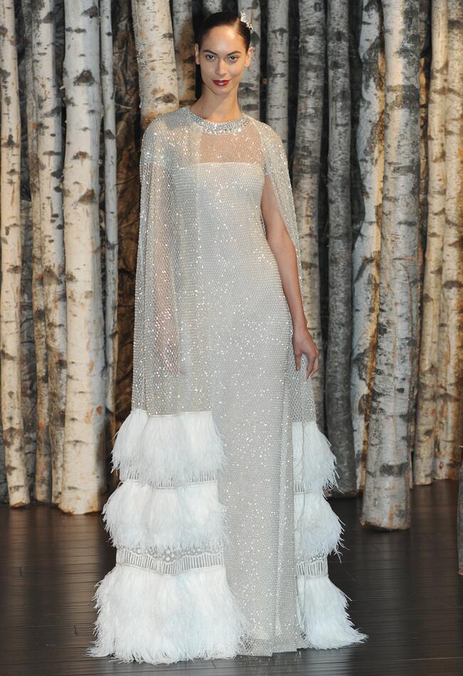 Naeem Kahn Wedding Dress
