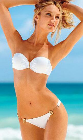 Gold Accent Bikini