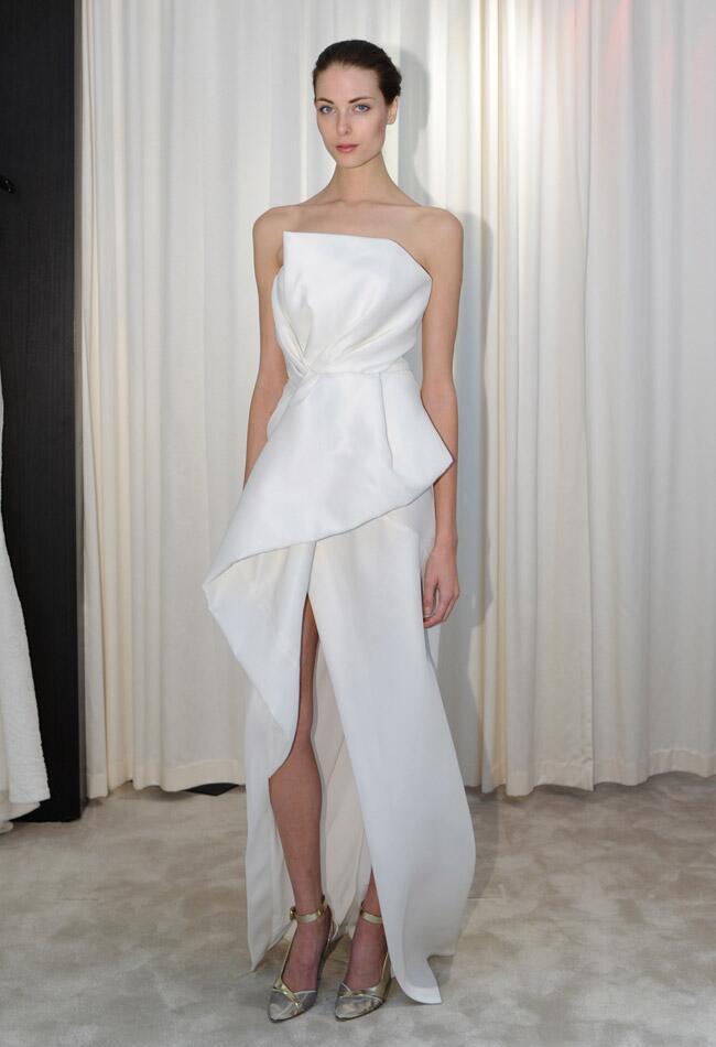J. Mendel Fall 2014 Wedding Dresses   Kurt Wilberding   The Knot Blog