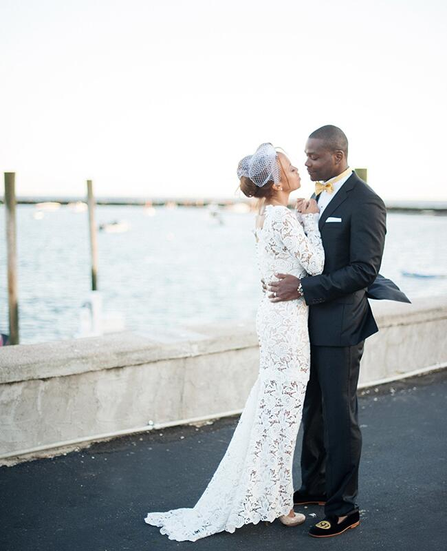 Justin & Mary Photography // The Knot Blog