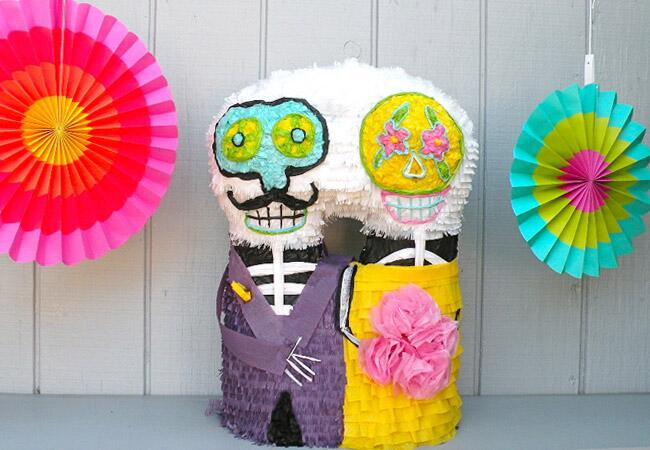 Day of the Dead Pinata