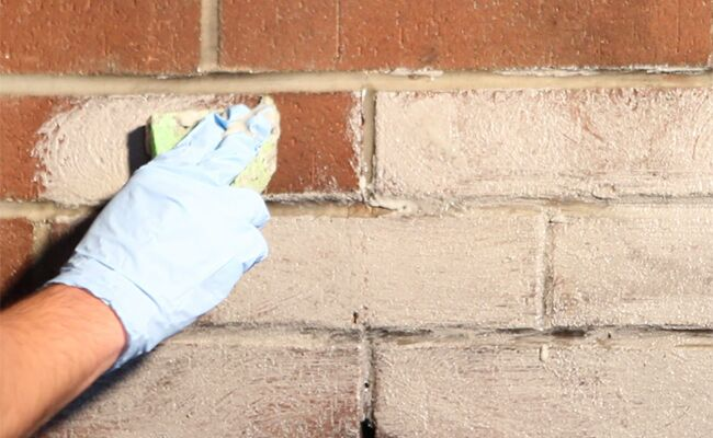 Clean A Sooty Fireplace With Salt And Soap