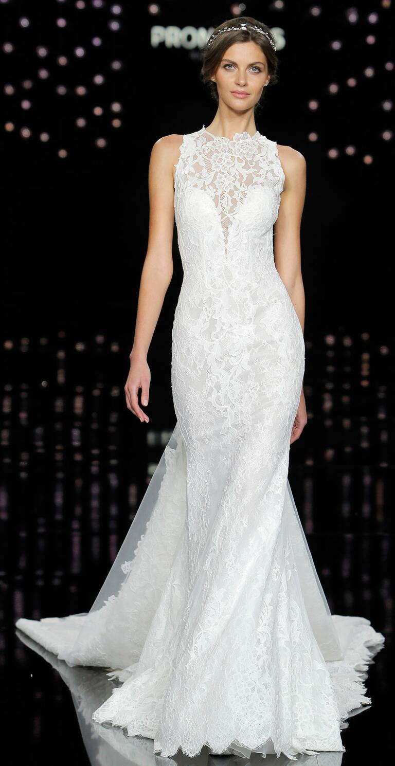 Atelier Pronovias wedding dress