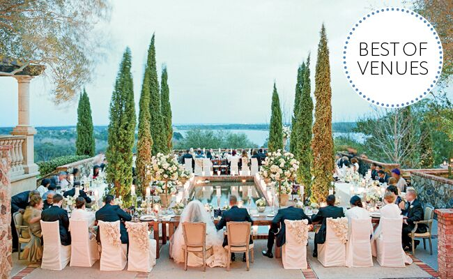 5 Amazing US Wedding Venues You Have to See!